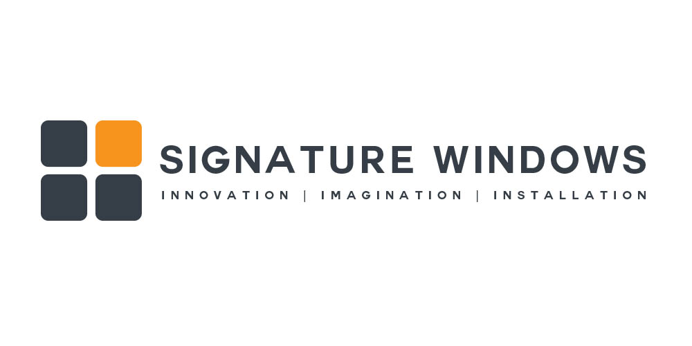 Signature Windows Brand Identity
